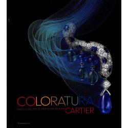 Coloratura haute joaillerie et objets précieux par Cartier