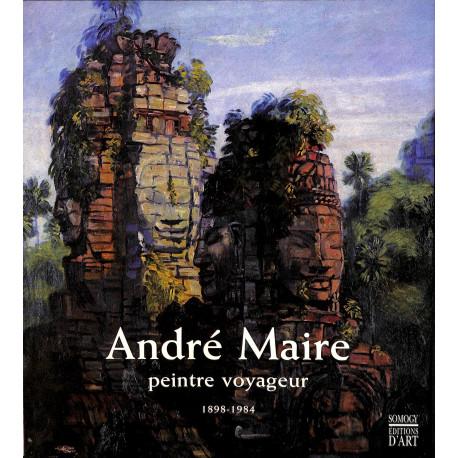 André Maire peintre voyageur 1898 - 1984