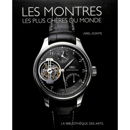 Les montres les plus chères du monde