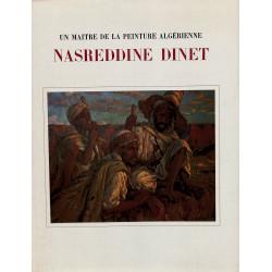 Nasreddine Dinet, un maître de la peinture algérienne