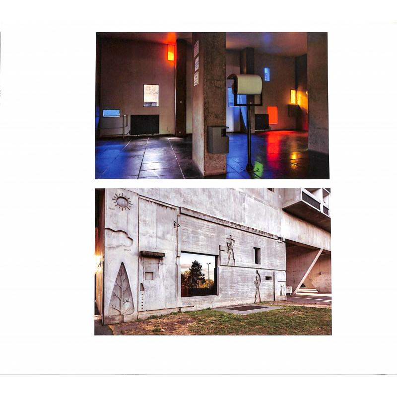 le corbusier tout l 39 oeuvre construit le puits aux livres. Black Bedroom Furniture Sets. Home Design Ideas