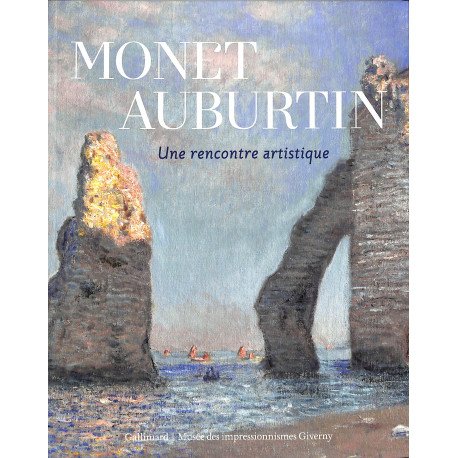 Monet Auburtin une rencontre artistique