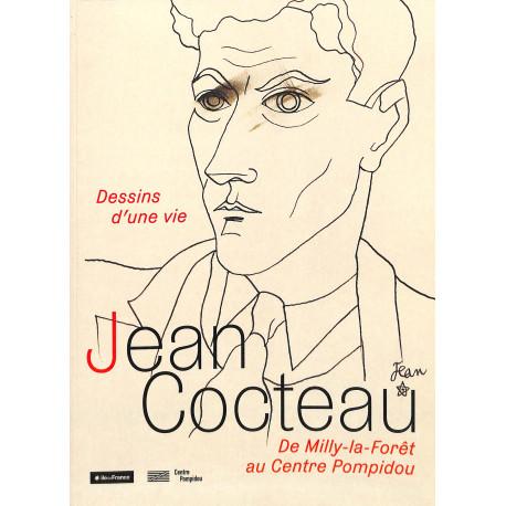 Jean Cocteau de Milly-la-Forêt au Centre Pompidou
