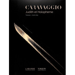 Caravaggio Judith et Hoopherne