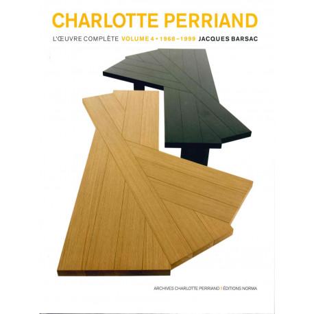 Charlotte Perriand l'oeuvre complète vol. 4
