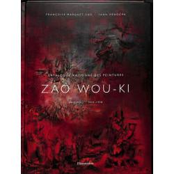 ZAO WOU-KI catalogue raisonné des peintures 1935 - 1958  vol.1