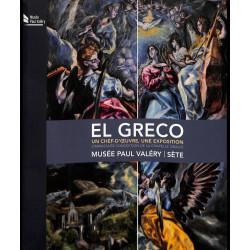 El Greco, un chef d'oeuvre, une expostion - L'immaculée conception de la chapelle royale
