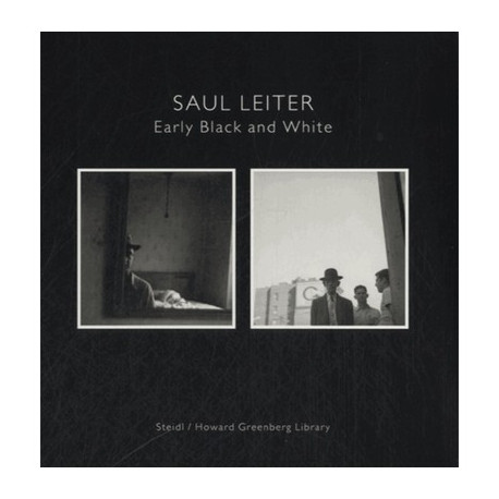 """Saul Leilter """"Early Black and White"""""""