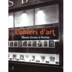 Cahiers d'Art. Musée Zervos à Vézelay