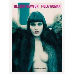 Helmut Newton Paula Woman