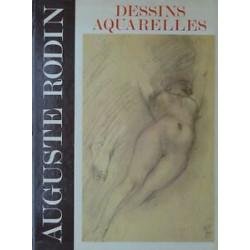 Auguste Rodin, Dessins Aquarelles