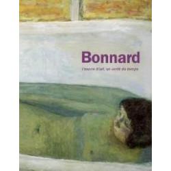Bonnard, The work of art, suspending time