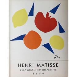 Henri Matisse, Exposition rétrospective 1967