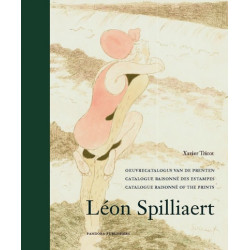 Léon Spilliaert, Catalogue raisonné des estampes