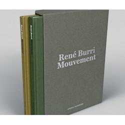 René Burrin Mouvement 2vols