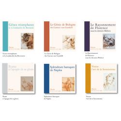 Lot des 7 catalogues : Le dessin en Italie dans les collections publiques françaises