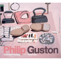 Philip Guston, A Life spent painting