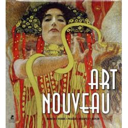 Art Nouveau : Munich, Vienne, Prague, Budapest, Berlin