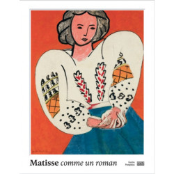Matisse, Comme un roman - Catalogue de l'exposition