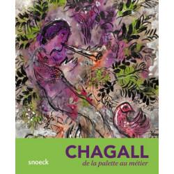 Chagall de la palette au métier