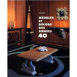 Meubles Et Decors Des Annees 40