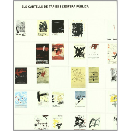 Tàpies Posters and the Public Sphere