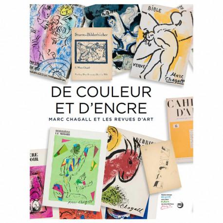 Chagall et les Revues d'Art - De Couleur et d'Encre