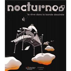 Nocturnes - Le rêve dans la bande dessinée