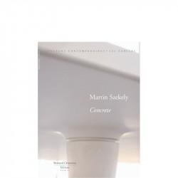 Martin Szekely - Concrete - Edition limitée