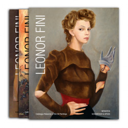 Leonor Fini - Catalogue raisonné of the Oil Paintings 2vols