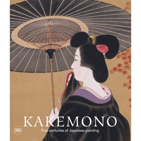 Kakemono - Five centuries of Japanese painting