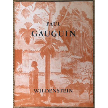 A Loan Exhibition of Paul Gauguin for the Benefit of the New York Infirmary