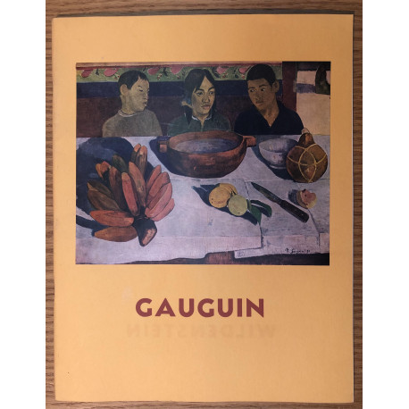 Gauguin - Loan exhibition  for the benefit of the citizens committee for children of New York City