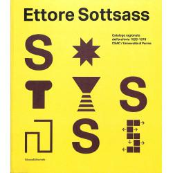 Ettore Sottsass - Catalogo ragionato dell'archivio 1922-1978 CSAC / Università di Parma