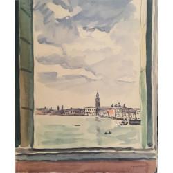 Séjour à Venise illustré par Albert Marquet