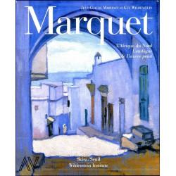 Marquet : L'Afrique du Nord, catalogue de l'oeuvre peint