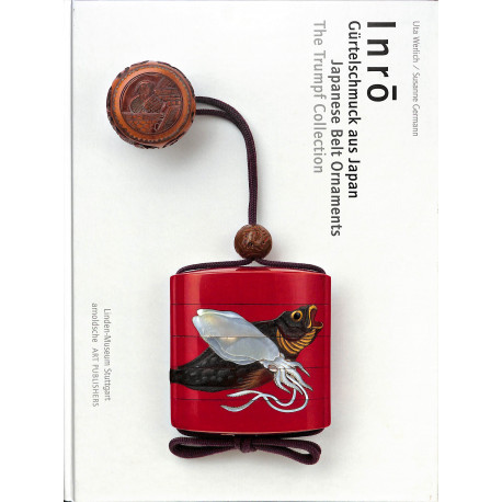 Inro - Japanese Belt Ornaments - The Trumpf Collection