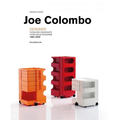 Joe Colombo Designer - Catalogue raisonné 1962-2020