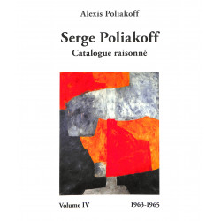 Serge Poliakoff catalogue raisonné vol 4