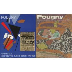 Pougny – Catalogue de l'Oeuvre : Russie-Berlin 1910-1923 | Paris-Côte d'Azur, 1924-1956