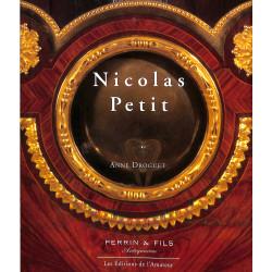 Nicolas Petit, Anne Droguet, Les cahiers du mobilier, Perrin & Fils Antiquaires, Editions de l'Amateur