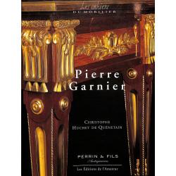 Piette Garnier, Les cahiers du mobilier, Christophe Huchet de Quénetain, Les éditions de l'Amateur