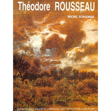 Théodore Rousseau oeuvre graphique