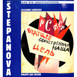 Varvara Stepanova, une vie constructiviste