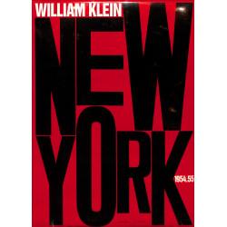 William Klein - New-York 1954-55