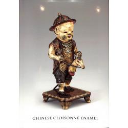 Chinese Cloisonné Enamel