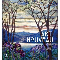 Art Nouveau : Glasgow, Amsterdam, New York, Riga, Moscou, Chicago