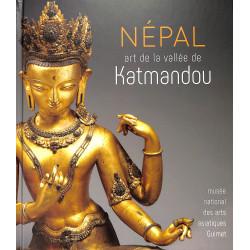 Népal - Oeuvres de la vallée de Katmandou