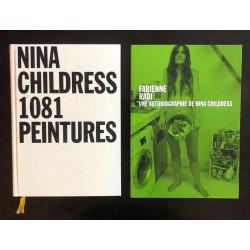 Nina Childress 1081 peintures + Autobiographie, 2 vols