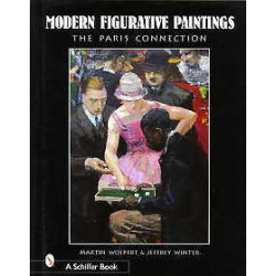 Modern figurative paintings The Paris connection ( Peintures figurative moderne )